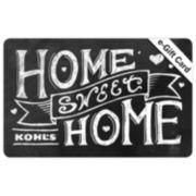 Home Sweet Home E-Gift Card