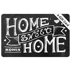 Home Sweet Home E-Gift Card