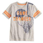Boys 4-12 SONOMA Goods for Life? Striped Graphic Tee