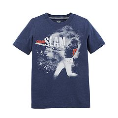 Boys 4-12 Carter's 'Grand Slam' Baseball Graphic Tee