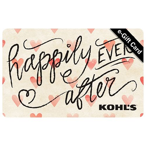 Happily Ever After E-Gift Card