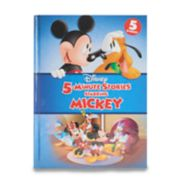 Disney's 5-Minute Stories Starring Mickey Mouse by Kohl's Cares