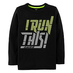 Boys 4-12 Carter's 'I Run This Game! Graphic Tee