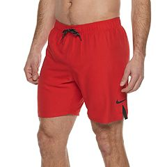 Men's Nike Solid Vital 7-inch Volley Swim Trunks
