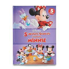 Disney's 5-Minute Stories Starring Minnie Mouse by Kohl's Cares