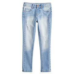 Girls 4-12 SONOMA Goods for Life® Faded Skinny Jeans