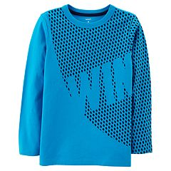 Boys 4-12 Carter's Active 'Win' Graphic Tee