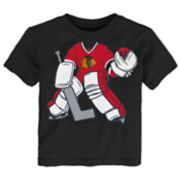 Toddler Chicago Blackhawks Goalie Dreams Tee