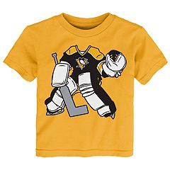 Toddler Pittsburgh Penguins Goalie Dreams Tee