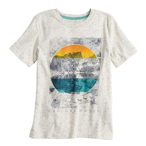 Boys 4-12 SONOMA Goods for Life™ Mountains Graphic Tee