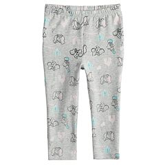 Disney's Dumbo Baby Girl Ruffled-Back Leggings by Jumping Beans®