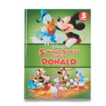 Disney's 5-Minute Stories Starring Donald Duck by Kohl's Cares