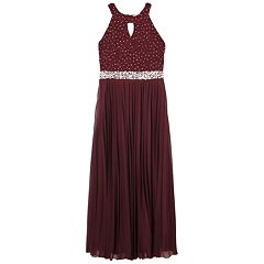 Girls 7-16 Speechless Keyhole Maxi Dress
