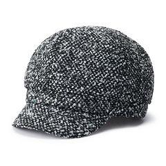 Women's Apt. 9® Boucle Cabbie Hat