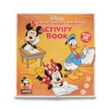 Disney's 5-Minute Mickey Mouse Activity Book by Kohl's Cares