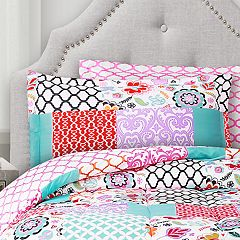 Lush Decor Brookdale Patchwork Comforter Set