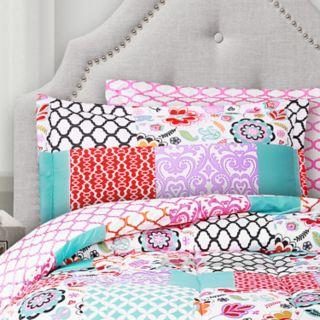 Lush Decor Brookdale Patchwork Comforter Set