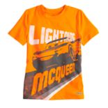 Disney / Pixar Cars Lightning McQueen Boys 4-12 Graphic Tee by Jumping Beans®