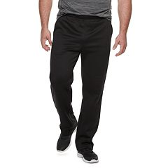 Big & Tall Tek Gear® Performance Fleece Open-Bottom Pants