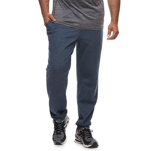 Big & Tall Tek Gear® Regular-Fit Ultrasoft Fleece Jogger Pants