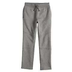 Boys 4-12 SONOMA Goods for Life™ Straight Fleece Pants