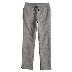 Boys 4-12 SONOMA Goods for Life™ Straight Fleece Pants