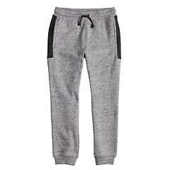 Boys 4-12 SONOMA Goods for Life™ Jogger Fleece Pants