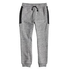 Boys 4-12 SONOMA Goods for Life™ Jogger Fleece Pants