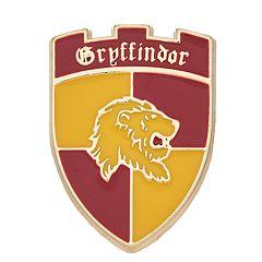 Harry Potter Gryffindor Crest Pin