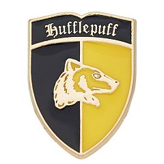 Harry Potter Hufflepuff Crest Pin
