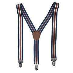 Boys Carter's Striped Suspenders