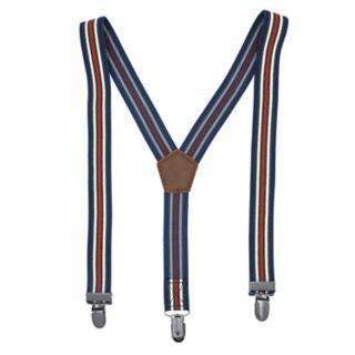 Boys Carter's Striped Suspenders