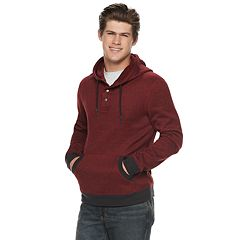 Men's Urban Pipeline™ Fleece Pull-Over Hoodie