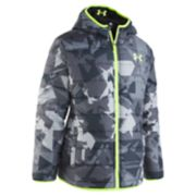 Boys 8-20 Under Armour Print Reversible Jacket