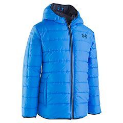 Boys 8-20 Under Armour Reversible Pronto Puffer Jacket