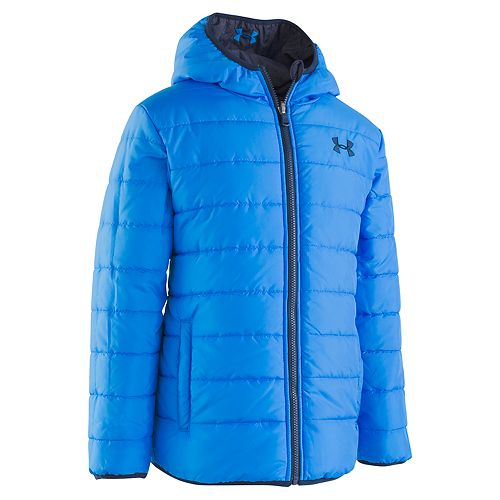 c7879ced Boys 8-20 Under Armour Reversible Pronto Puffer Jacket