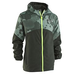 Boys 8-20 Under Armour Print North Rim Microfleece Jacket