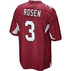Men's Nike Arizona Cardinals Josh Rosen Jersey