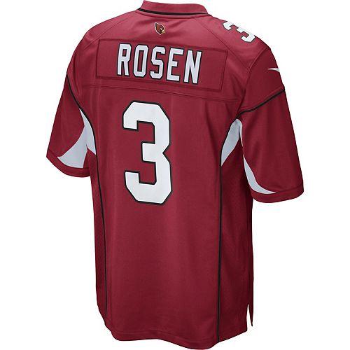 Men's Nike Arizona Cardinals Josh Rosen Jersey