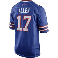 Men's Nike Buffalo Bills Josh Allen Jersey