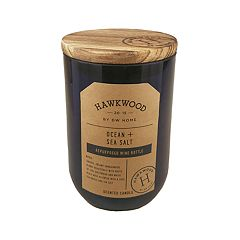 Hawkwood Ocean & Sea Salt 14.7-oz. Candle Jar