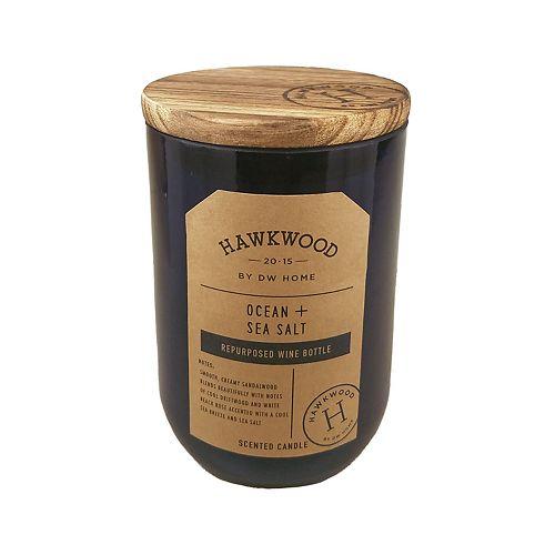 Hawkwood Ocean & Sea Salt 13.48-oz. Candle Jar