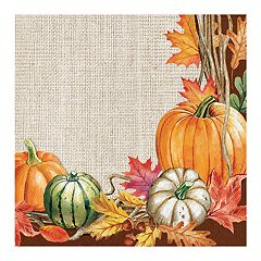 Harvest Lunch Paper Napkins - 16-ct.