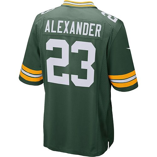 Men's Nike Green Bay Packers Jaire Alexander Jersey