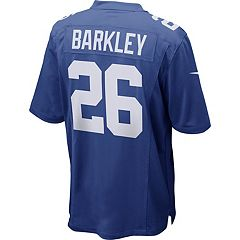 Men's Nike New York Giants Saquon Barkley Jersey