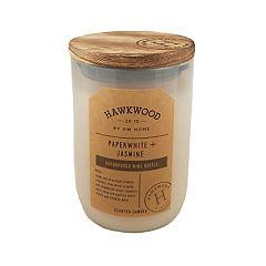Hawkwood Paperwhite & Jasmine 13.48-oz. Candle Jar