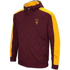 Men's Arizona State Sun Devils Setter Full-Zip Hoodie