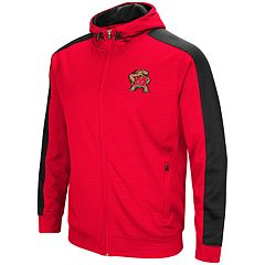 Men's Maryland Terrapins Setter Full-Zip Hoodie