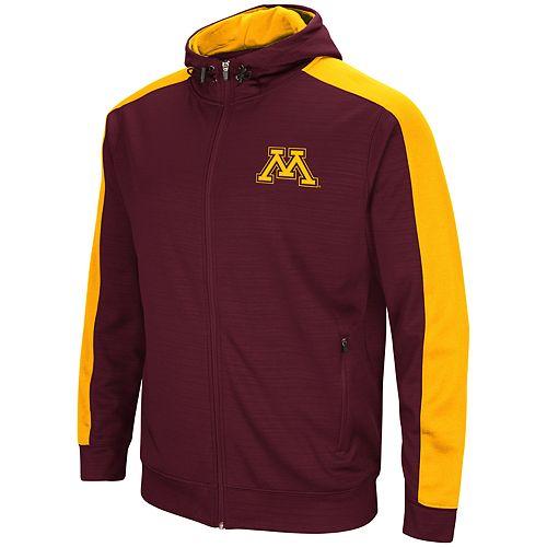 Men's Minnesota Golden Gophers Setter Full-Zip Hoodie