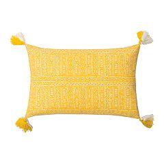 Carol & Frank Cyrus Throw Pillow